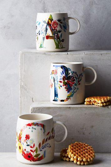 Anthro Mug